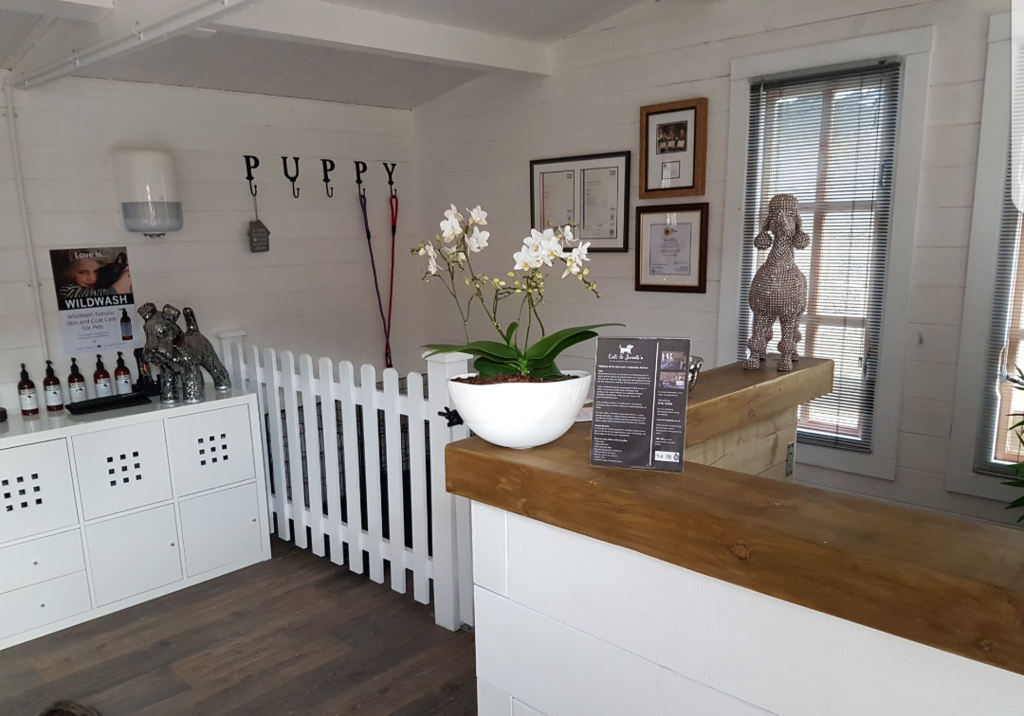 Eric Jessies Professional Dog Grooming Home